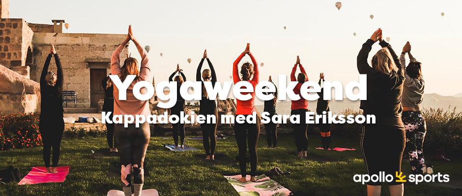 20-24 oktober 2021 - Yogaweekend i Kappadokien - LÄS MER