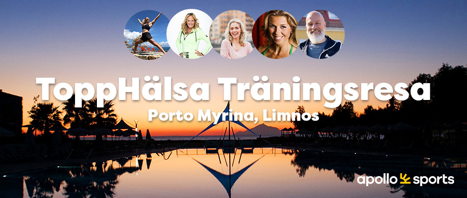 9-16 okt 2021 - Träningsresa med Topphälsa till Porto Myrina på Limnos, Grekland - LÄS MER